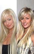 Chantelle Houghton Paris Hiton look alike professional UK essex London Great Britain United Kingdom